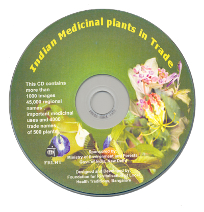 Indian Medicinal plants in Trade: ver.-1.05